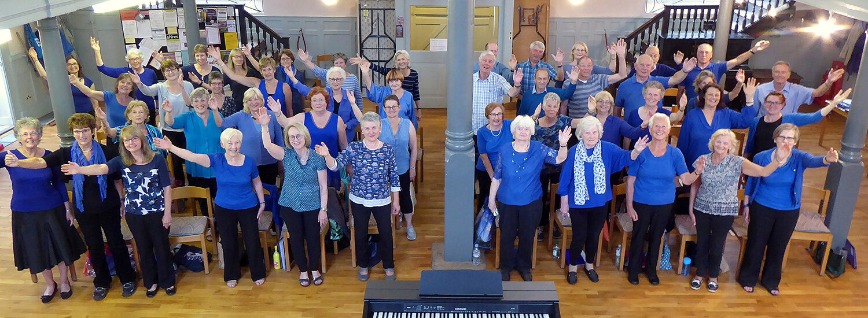 Online Choirs