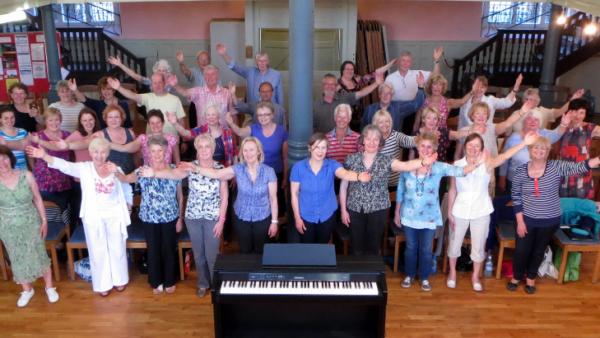 Local choirs