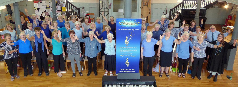 Bury St Edmunds Afternoon Choir