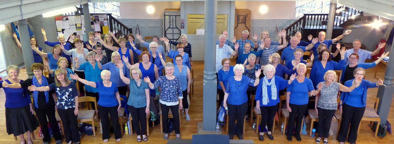 VivaVoices Bury St Edmunds Evening Choir
